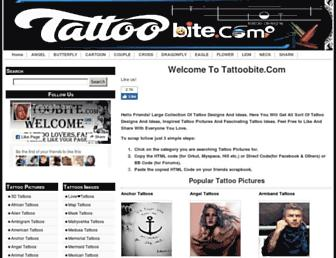 Thumbshot of Tattoobite.com