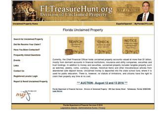 Thumbshot of Fltreasurehunt.org