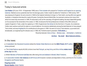en.m.wikipedia.org screenshot