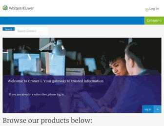 app.croneri.co.uk screenshot