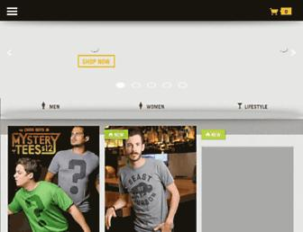 Thumbshot of Thechivery.com