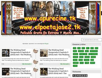 elpoetajoserecargado.blogspot.com screenshot
