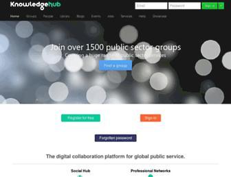khub.net screenshot