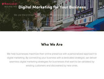 revlocal.com screenshot