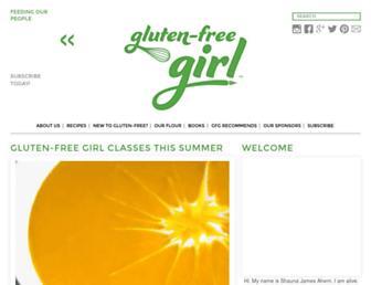 Thumbshot of Glutenfreegirl.com