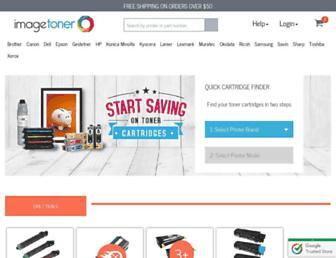 imagetoner.com screenshot