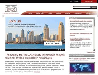 sra.org screenshot