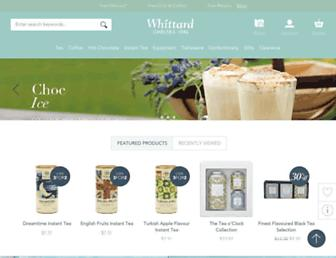 Thumbshot of Whittard.co.uk