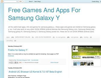 galaxyygoodies.blogspot.com screenshot