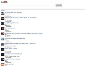 audiowala.net screenshot