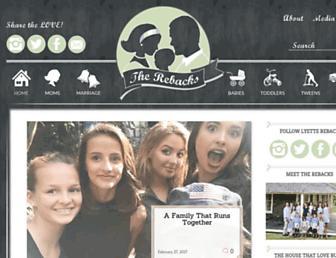 therebacks.com screenshot