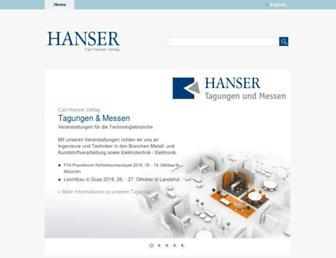 files.hanser.de screenshot