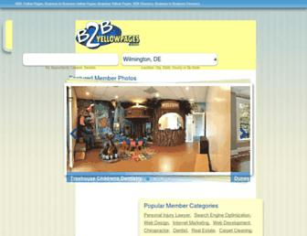 Thumbshot of B2byellowpages.com