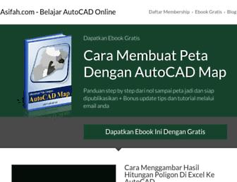 asifah.com screenshot