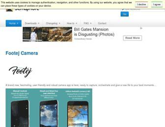 Main page screenshot of semaphore.gr