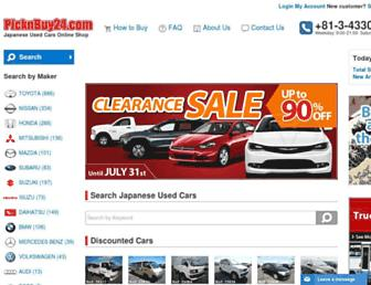 picknbuy24.com screenshot