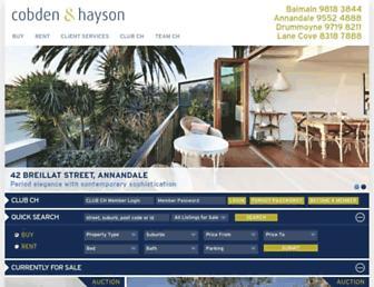 Thumbshot of Ch.com.au
