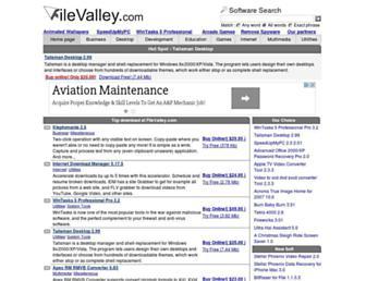filevalley.com screenshot
