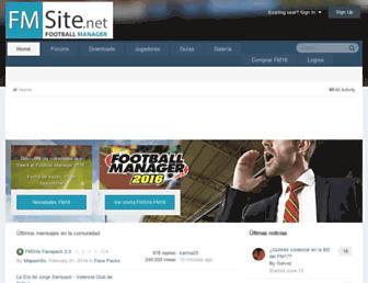 fmsite.net screenshot