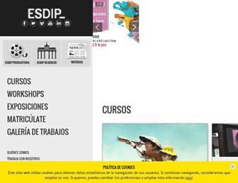 esdip.com screenshot