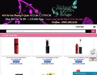 shopmyphamusa.com screenshot