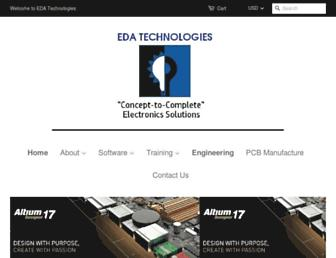 edatech.co.za screenshot