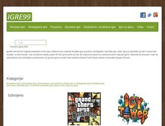 igre99.com screenshot