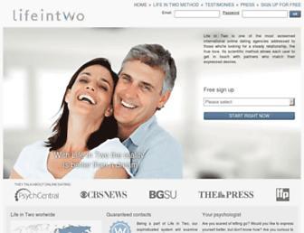 Thumbshot of Lifeintwo.com