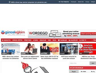 guncelegitim.com screenshot
