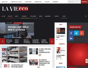 Thumbshot of Lavieeco.com