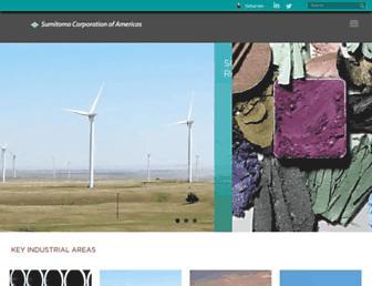 sumitomocorp.com screenshot