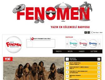 radyofenomen.com screenshot