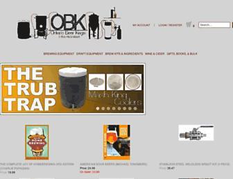 Thumbshot of Ontariobeerkegs.com