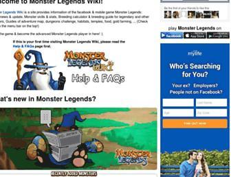 Thumbshot of Monster-wiki.com