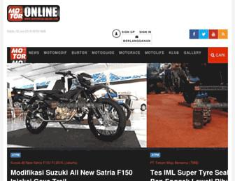 motorplus-online.com screenshot
