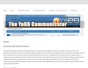 Thumbshot of Yabbforum.com