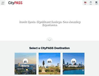 Thumbshot of Citypass.com