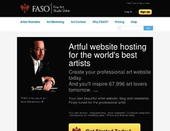 faso.com screenshot