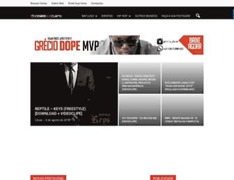 cenasquecurto.net screenshot