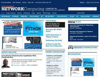 networkcomputing.com screenshot