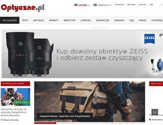 Thumbshot of Optyczne.pl