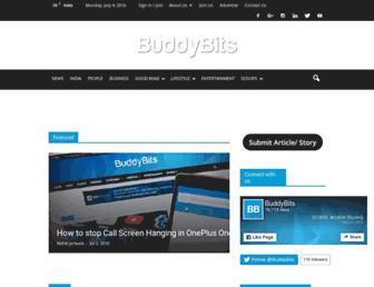 buddybits.com screenshot