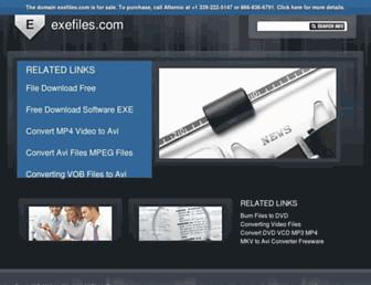 exefiles.com screenshot