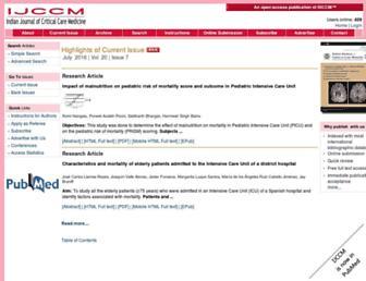 ijccm.org screenshot