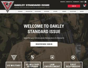 Thumbshot of Oakleysi.com