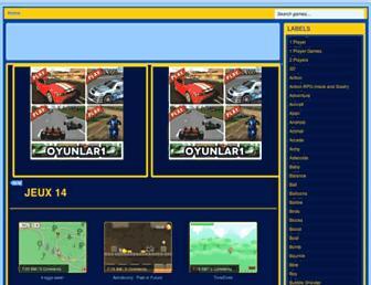 Thumbshot of Jeux14.com