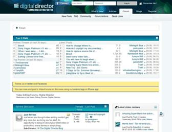 videoforums.co.uk screenshot