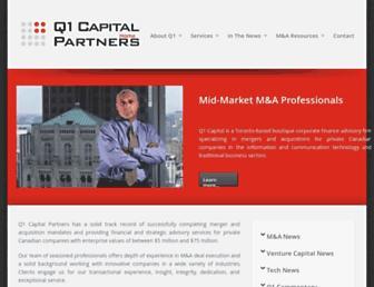 q1capital.com screenshot