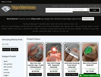 wahyumulia.com screenshot