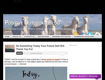 Thumbshot of Positiveoutlooksblog.com